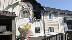 Nashville fire: <b>Baby dies</b>, 5 <b>kids</b> injured in Antioch apartment blaze