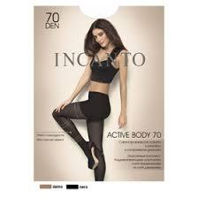 <b>Колготки женские INCANTO Active</b> Body 70 den, цвет загар (daino ...