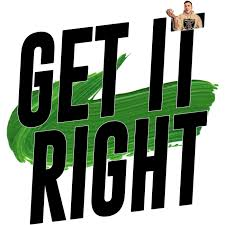 Get It Right with Alex Hymes