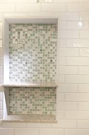 bathroom niches:  images about bathroom remodeling on pinterest tiles for bathrooms wall niches and bathroom remodel cost
