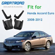 <b>Брызговики</b> 2010 2011 2013 для Honda Accord евро 08-2012 ...