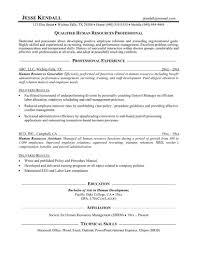 cover letter template for  human resources resume  arvind coresume template