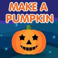 Click and Drag - Make a Jack-O'-Lantern • ABCya!