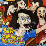 Primitive Enema album by Butt Trumpet