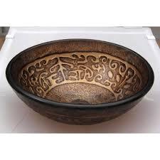 <b>Раковина</b> стеклянная Т1209107 42х42 <b>Bronze de Luxe</b> в Нижнем ...