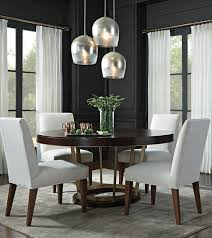 gold bob williams crosby dining chairs front
