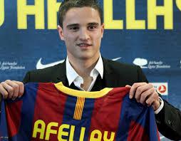 Xtra Time  - Profil Pemain Bola: Ibrahim Afellay