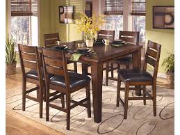seven piece dining set: signature designs seven piece dining set signd