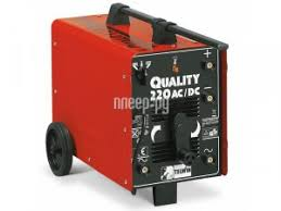 <b>Сварочный аппарат Telwin Quality</b> 220 AC/DC