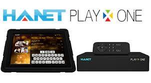 Kết quả hình ảnh cho Đầu karaoke Hanet PlayX One 4 T + Tab 10 in