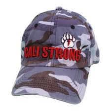 CALI Strong <b>Curved Brim Hat</b>