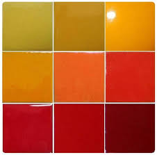 Thompson <b>Lead</b>-<b>Free</b> Opaque <b>Enamels</b> - Yellow / Orange / <b>Red</b> ...
