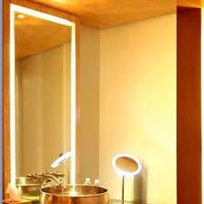 bathroom mirror with led light bathroom mirror with lighting