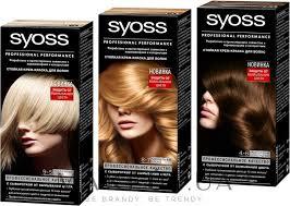 Стойкая крем-<b>краска для волос</b> - <b>Syoss Color</b>: купить по лучшей ...