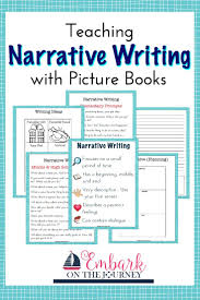 17 best images about writing activities for kids teaching narrative writing picture books