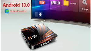 <b>H50</b> new cheap multimedia <b>box</b> for KODI with <b>Android</b> 10.0 ...