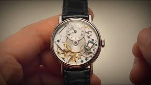 How Does A Mechanical Watch Work? - Breguet 7027   Watchfinder ...