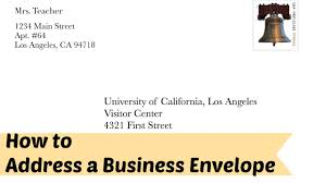 how to address a business formal letter envelope how to address a business formal letter envelope