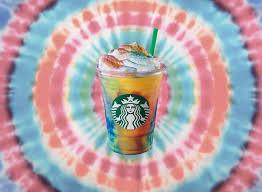 The Starbucks <b>tie</b>-<b>dye</b> frappe is here, but why?   <b>New</b> Food Economy
