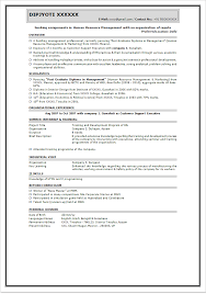 Excellent Resume Sample Format Pinterest