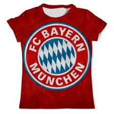 """Мужские футболки c эксклюзивными принтами """"<b>бавария мюнхен</b> ..."""