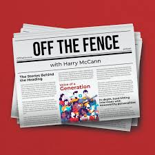 Off The Fence with Harry McCann
