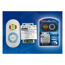 <b>Контроллер Uniel ULC-R22-DIM White</b> с пультом с ду. — купить в ...