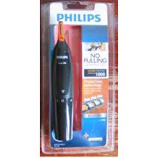 <b>Триммер</b> для удаления волос в носу и ушах <b>Philips NT1150</b> ...