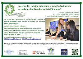 train to teach the hazeley academy scitt advert primary and secondary3