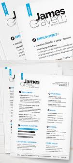 elegant modern cv resume templates psd tchagent resume cover letter cv template psd