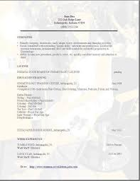 Resume Examples: Sample Resume for Cosmetologist Entry Level ... ... Resume Examples, Sample Resume For Cosmetologist With License And Education Or Work Experience In Tumbleweed ...