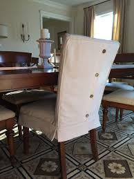 dining chair arms slipcovers: i suspect there are lots of homes with dining chairs like this and i suspect many are in a similar condition at my customers reque