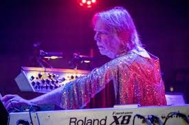 <b>RICK WAKEMAN'S</b> AMAZING <b>JOURNEY</b> - Chris Welch
