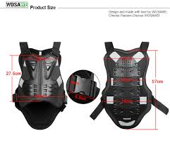<b>WOSAWE</b> Motocycles Armor Jackets Men Sleeveless Moto ...