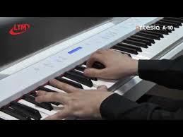 <b>Цифровое фортепиано Artesia</b> A-10 - YouTube