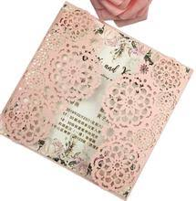 Compare Prices on Red Lace Inviteations- Online Shopping/Buy ...
