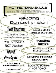 reading comprehension critical thinking questions rubric  reading comprehension critical thinking questions rubric