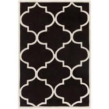 Artistic Weavers Santorini <b>Harmony</b> Onyx <b>Black</b> 8 ft. x <b>10</b> ft. Indoor ...