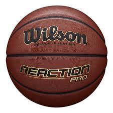 Мяч баскетбольный <b>Мяч баскетбольный Wilson REACTION</b> PRO ...
