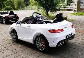Радиоуправляемый детский <b>электромобиль Mercedes</b>-<b>Benz S63</b> ...