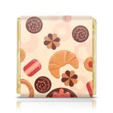 <b>Шоколадка 3</b>,<b>5</b>×<b>3</b>,<b>5 см</b> Кондитерка #1510259 от BeliySlon
