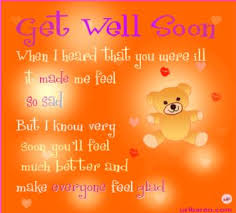 Get Well Soon Messages And Get Well Soon Quotes Messages ...