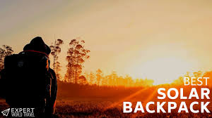 The Best <b>Solar</b> Backpacks in 2020 (Free <b>Power</b>!) ⋆ Expert World ...