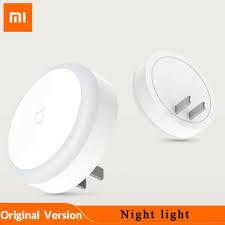 Новейший ночной <b>Светильник xiaomi Mijia</b>, Индукционная ...
