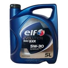 <b>ELF</b> 834859 <b>Масло моторное ELF</b> Evolution 900 SXR 5W-30 ...