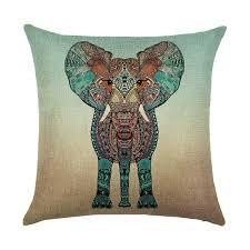<b>Подушка декоративная Indian</b> Elephant <b>45 х 45</b> см Berni, цена ...