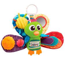 Купить подвес <b>Развивающая игрушка Tomy Lamaze</b> Павлин Жако ...