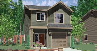 Narrow Lot House Plans  Building Small Houses for Small Lots Narrow lot house plans  affordable small house plans  bedroom house plans