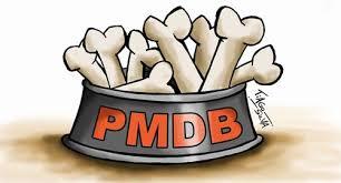 Resultado de imagem para PMDB charge