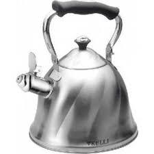 Kelli KL-4325 <b>Чайник со свистком 3.0</b> л нержавеющая сталь